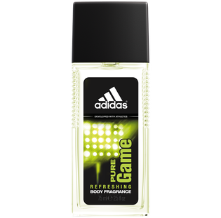 Adidas_Pure Game_odświeżający dezodorant męski w atomizerze, 75 ml