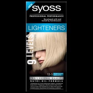 Syoss_Lighteners_platynowy rozjaśniacz do włosów 13-5, 1 opak.