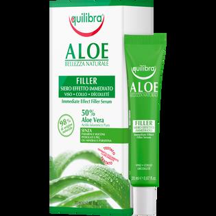 Equilibra_Aloes_skoncentrowane serum wypełniające do twarzy, 20 ml