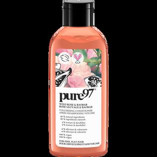 Pure 97_Wild Rose & Baobab_odżywka zwiększająca objętość do cienkich włosów, 200 ml_1