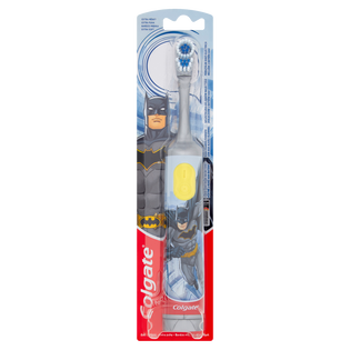 Colgate_Batman_szczoteczka do zębów na baterie dla dzieci bardzo miękka, 1 szt.