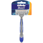 Gillette Blue 3