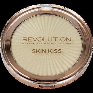Revolution Makeup_Skin Kiss_rozświetlacz do twarzy ice kiss, 14 g