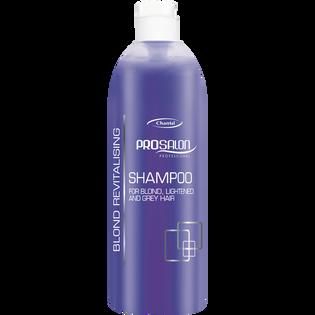 Prosalon_Blond Revitalising_szampon do włosów blond, rozjaśnionych i siwych, 500 ml