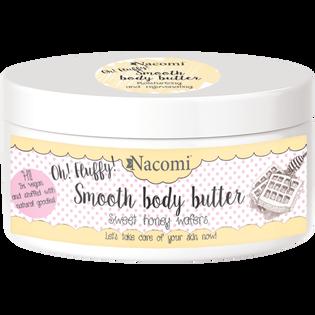 Nacomi_Miodowe Gofry_lekkie masło do ciała o zapachu miodowych gofrów, 100 g