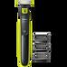 Philips_One Blade_zestaw: maszynka do golenia, 1 szt., nasadki, 3 szt., ładowarka, 1 szt._2