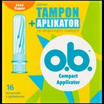 O.B. Compact Applicator Super