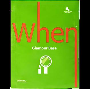 When_Glamour Base_koreańska wygładzająca i ujędrniająca maska do twarzy, 23 ml