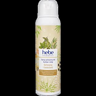 Hebe Cosmetics_dezodorant do stóp i obuwia, 150 ml