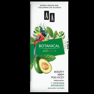 AA_Botanical Essence_krem pod oczy do cery suchej i normalnej, 15 ml