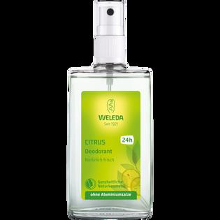Weleda_Cytrusowy_dezodorant damski w sprayu, 100 ml