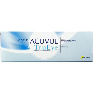 Acuvue_1-Day Tru Eye_soczewki moc - 2.50, 2 szt./1 opak.