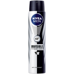 Nivea Men Black & White Invisible