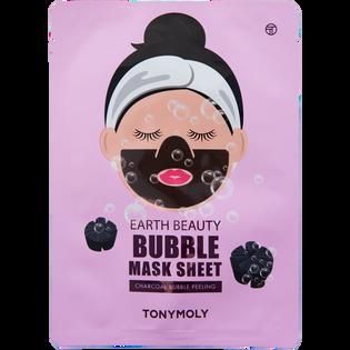 Tony Moly_Earth Beauty_bąbelkująca maseczka do twarzy, 18 ml
