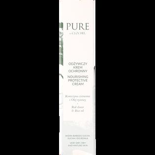 Pure By Clochee_odżywczy krem ochronny do twarzy, 50 ml_2