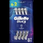 Gillette Blue 3 Football