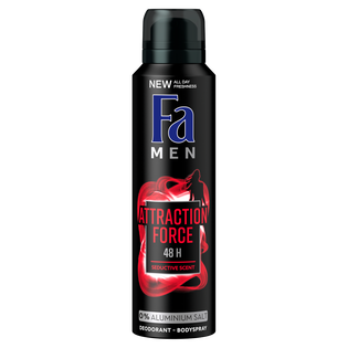 Fa_Men Attraction Force_antyperspirant męski w sprayu, 150 ml