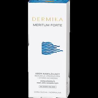Dermika_Meritum Forte_krem nawilżający do cery suchej i normalnej, 50 ml_2
