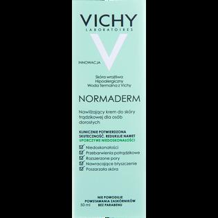 Vichy_Normaderm_nawilżający krem do skóry trądzikowej dla osób dorosłych na dzień i noc, 50 ml_2