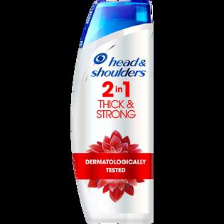 Head & Shoulders_Thick & Strong_szampon z odżywką 2w1 do włosów, 400 ml