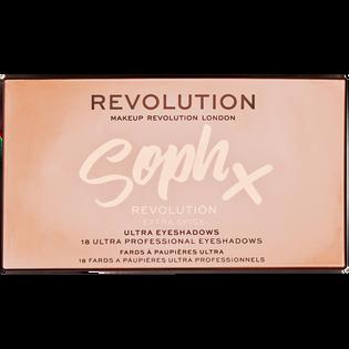 Revolution Makeup_Extra Spice_paleta cieni do powiek extra spice, 14,4 g_2