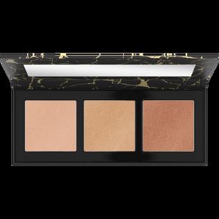 Catrice_Luminice Highlight & Bronze Glow_paleta rozświetlaczy i brązera 020, 12,6 g_2