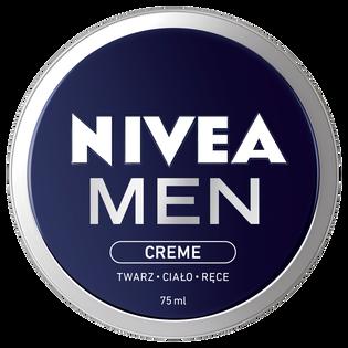 Nivea Men_Creme_krem do twarzy, ciała i rąk dla mężczyzn, 75 ml