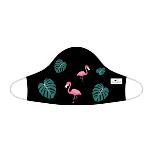 Cat&Cat_Flamingi_maseczka ochronna wielorazowa, 1 szt._2