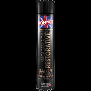 Ronney_Macadamia Oil_wzmacniający lakier do włosów, 750 ml