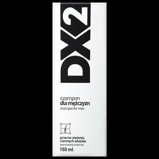 Dx2_Siwe włosy_szampon do włosów siwych męski, 150 ml_3