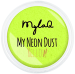 Mylaq My Neon Dust Yellow