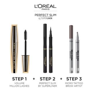 L'Oréal Paris_Super Liner Perfect Slim_eyeliner black, 7 g_14