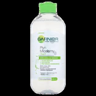 Garnier_Skin Naturals_płyn micelarny do skóry normalnej i mieszanej, 400 ml_1