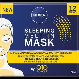 Nivea_maska do twarzy na noc, 50 ml