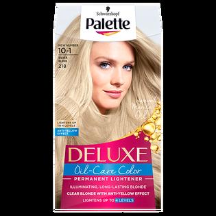 Palette_Deluxe_farba do włosów 218 srebrzysty blond, 1 opak.