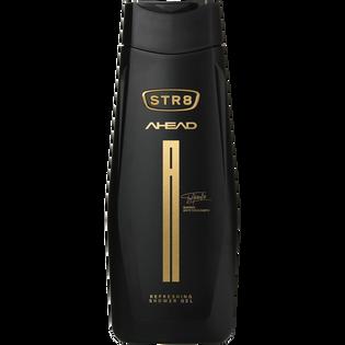 STR8_Ahead_odświeżający żel pod prysznic męski, 400 ml