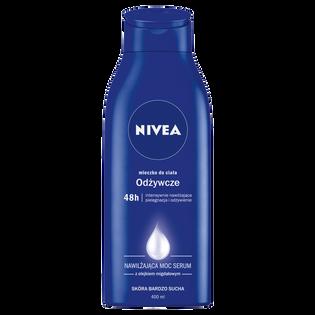 Nivea_Odżywcze_nawilżające mleczko do ciała, 400 ml