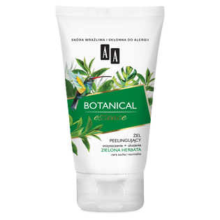 AA_Botanical Essence_żel peelingujący do twarzy, 150 ml