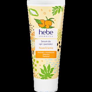 Hebe Cosmetics_Nawilżanie_serum do rąk i paznokci, 75 ml
