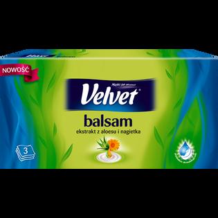 Velvet_Balsam_chusteczki higieniczne, 70szt., 1 opak.
