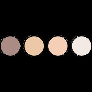Gosh_paleta cieni do stylizacji brwi, 2,8 g_3