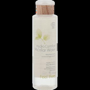 Feel Free_Hydro Comfort_płyn micelarny do oczyszczania twarzy z aloesem, 200 ml