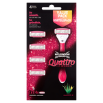 Wilkinson Sword Sword Quattro for Women