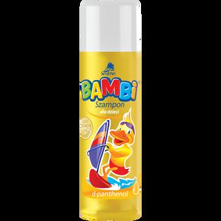Bambi_szampon do włosów dla dzieci, 150 ml