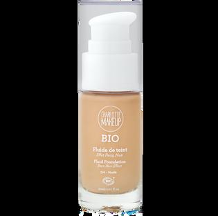 Charlotte Makeup Bio_podkład pod makijaż naturalny, 30 ml