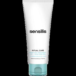 Sensilis_Ritual Care_maseczka i peeling do twarzy, 75 ml