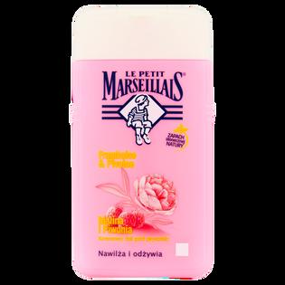 Le Petit Marseillais_Malina & Piwonia_kremowy żel pod prysznic, 250 ml