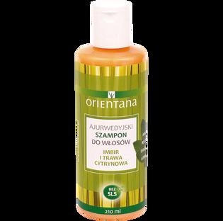 Orientana_szampon do wszystkich rodzajów włosów, 210 ml