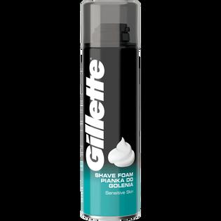Gillette_Sensitive_pianka do golenia skóra wrażliwa, 200 ml