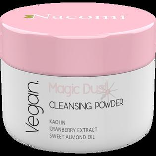 Nacomi_Magic Dust_pyłek oczyszczająco-rozświetlający do twarzy, 50 ml